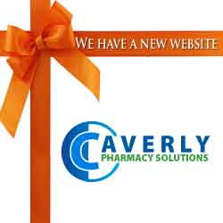 Caverly Pharmacy Solutions announces new website launch